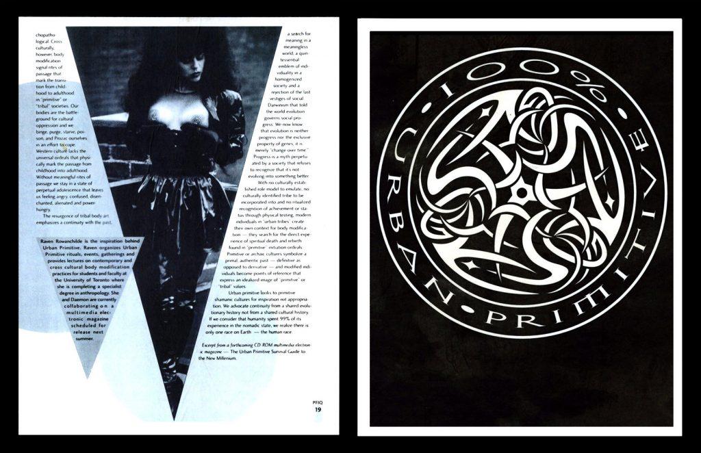 <p>PFIQ No. 43 Cover & Article Page 1</p>